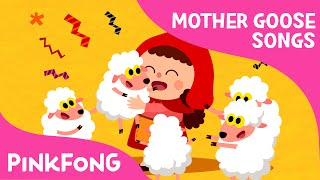 Little Bo-Peep | Mother Goose | Nursery Rhymes | PINKFONG Songs for Children