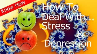How To Deal With Stress And Depression | Ataraxia Series (Intro) | Natural Ways To Deal With Stress