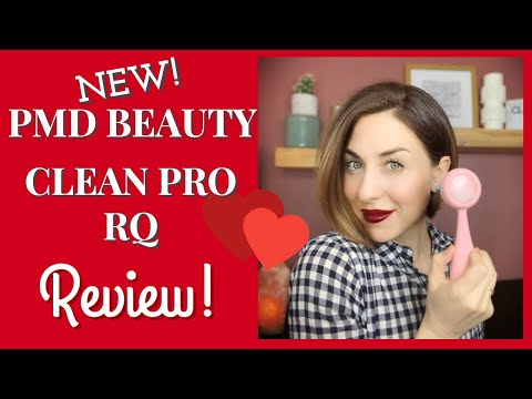 PMD Beauty Clean Pro RQ First Impressions Review and how to!