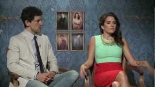 Karla Souza y Luis Gerardo Méndez, entrevista Nosotros los Nobles con Esmas Cine