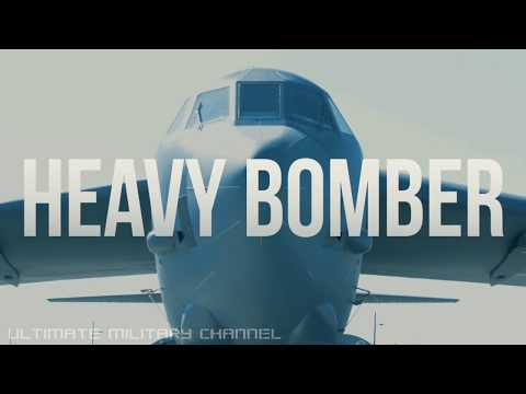 HEAVY BOMBER! Exactly how HUGE and POWERFUL is the B-52H Stratofortress?