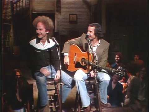 Simon and Garfunkel -   Silver Haired Daddy Of Mine_