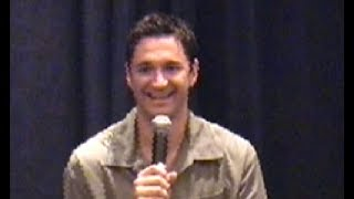 "Andy Hallet ""Lorne"" Q&A - May 2003 Slayercon (Buffy the Vampire Slayer Convention) Tampa, Florida"