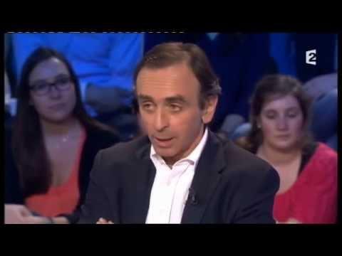 Éric Zemmour - On n'est pas couché 17 mars 2012 #ONPC