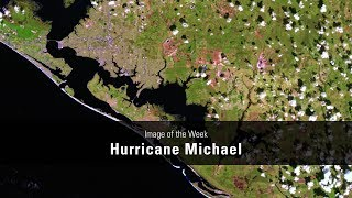 Image of the Week - Hurricane Michael