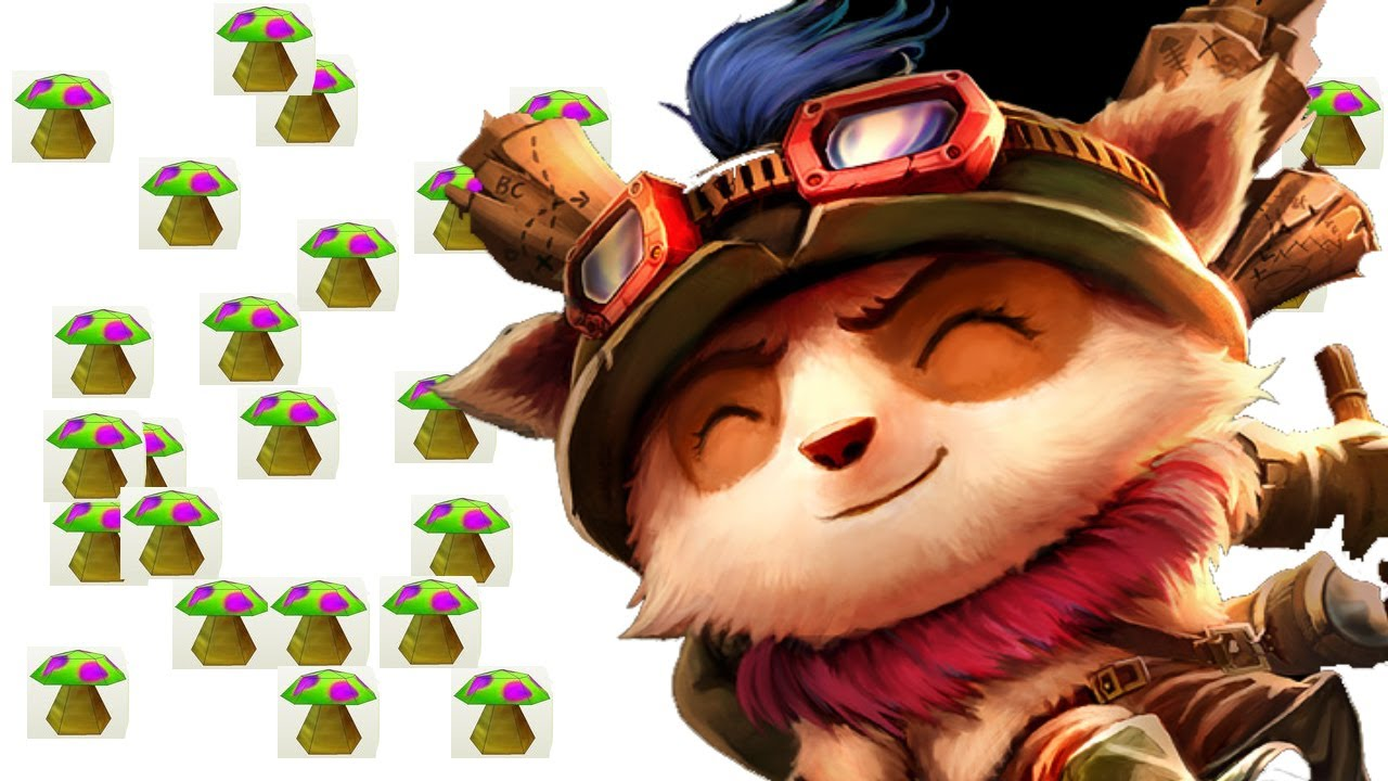 tristana and teemo relationship poems