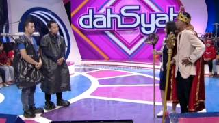 Host Of The Day Dede Bebas Nyuruh Denny Cagur dan Raffi Ahmad   dahSyat 23 April 2015