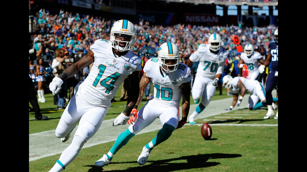 Miami Dolphins - Ultimate Full Season Highlights: 2015-2016 - YouTube