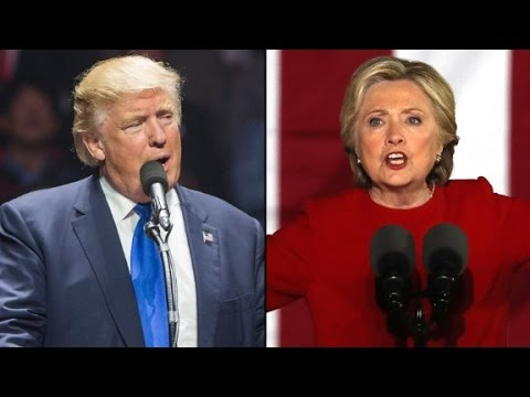 Is Trump doing things he criticized Clinton for?