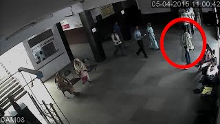 Ghost in Hospital Caught On CCTV Camera | Ghosts, Spirits, and Demons caught on Video | Tape 5