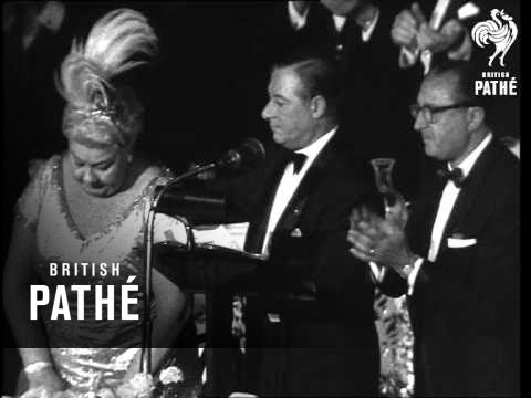 Sophie Tucker's Last Performance (1966)