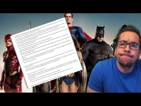 New DCEU Leaks Alert! About Zack Snyder and Justice League.