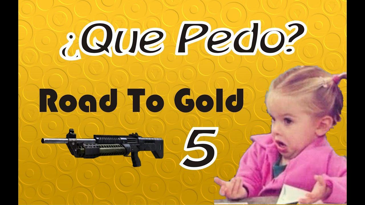 Osea ¿Que Pedo? XD │ Escopetero to Gold M1216 Cap.5 ... M1216 Gold