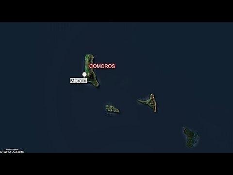 Comoros records peaceful election