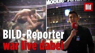 »Das ganze Event wird überschattet von der Prügelei | UFC229 Khabib vs McGregor
