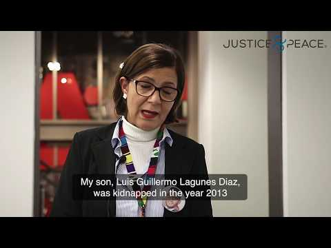 Shrinking Space: Mexican human rights defender, Lucia