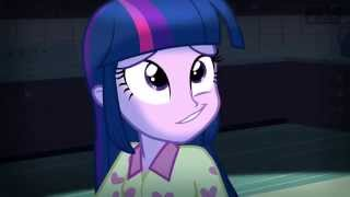 Twilight and Sunstet Shimmer Feel the  Pressure - MLP: Equestria Girls - Rainbow Rocks [HD]