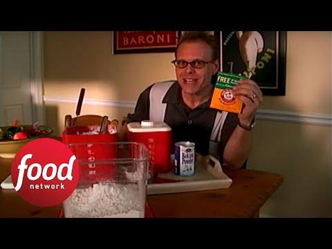"Alton's ""Instant"" Pancake Mix | Food Network"