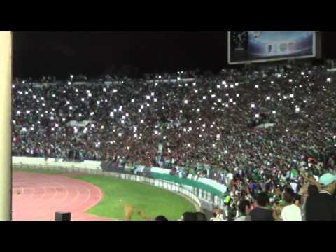 Raja vs Ismaily d'Egypte  1 - 0  du 14-08-2015, ناض العالم يسقسي