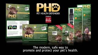 Introducing PHD, the Pet Health Defender Thumbnail