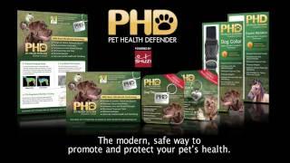 Introducing PHD, the Pet Health Defender Thumbnail