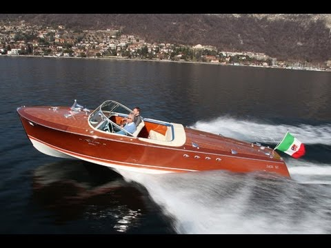 Riva Tritone Special Cadillac From Motor Boat Yachting