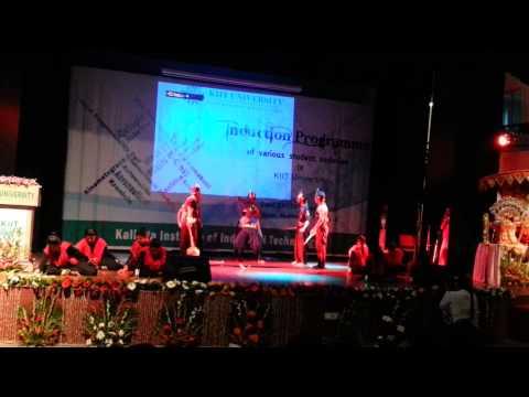 Mahabharat:: The winning performance of The Ensemble Crew in Dance Drama at KIIT University