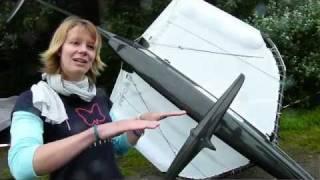International Moth Class - Einhandjollen zum Abheben
