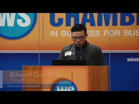 Forsyth Technical Community College  - 2016 Tech Briefing