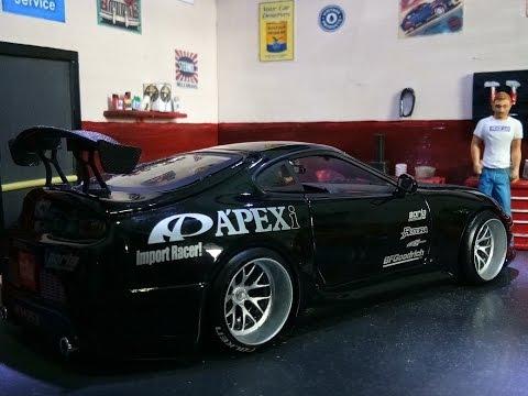 Unboxing Jada Toys Toyota Supra APEX'i - Import Racer