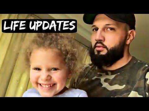 BIG LIFE UPDATES, Livestream Announcement , and Cleaning House!! | Vlog #35 JVH |