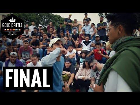 GOMMOZ vs ALAN KRAFT || FREESTYLE BUCARAMANGA || SKILLS MIC™