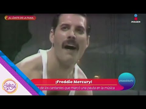 Freddie Mercury: Al límite de la Fama  Sale el Sol