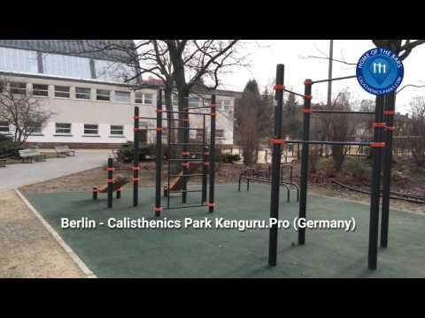 Spot: Berlin - Calisthenics Park - Kenguru.Pro - Street Workout Park