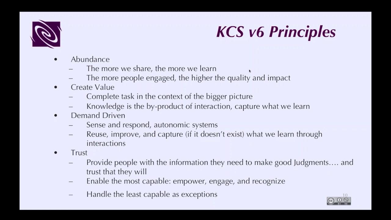 Kcs Certification V5 To V6 Youtube