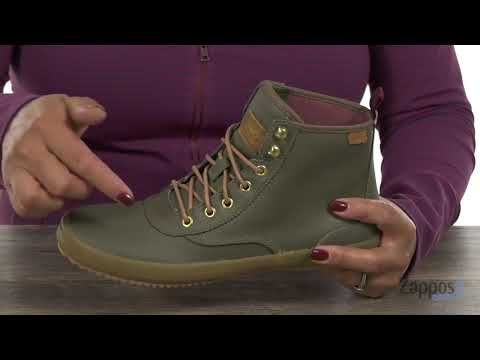 Keds Scout Boot Splash Canvas Wax SKU: 9077283