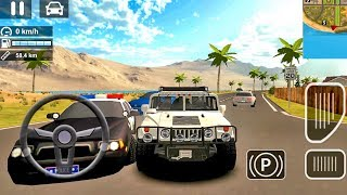 Crime Car Driving Simulator Ep10 - IOS Android gameplay