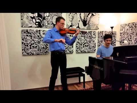 Soundtrack of Amelie  Piano & Violin