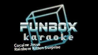 Rainbow Kitten Surprise - Cocaine Jesus (Funbox Karaoke, 2015)