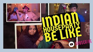 #SanjaySketch: Indian House Party