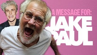 ANGRY GRANDPA ROASTS JAKE PAUL!!