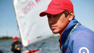 Парусный Спорт - Григорий Михалёв, тренер класса «Оптимист», г. Калининград, Pionerskiy Sailing Team