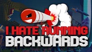 I Hate Running Backwards   Launch Trailer