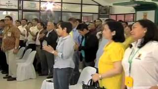 http://rtvm.gov.ph- Inauguration of the Newly Renovated Caticlan Airport