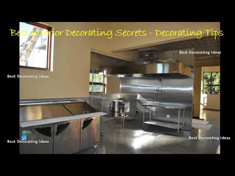 Commercial Kitchen Design In Your Home Modern Kitchen Design Ideas
