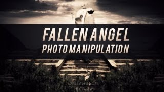 Fallen Angel by Flow - Photo Manipulation