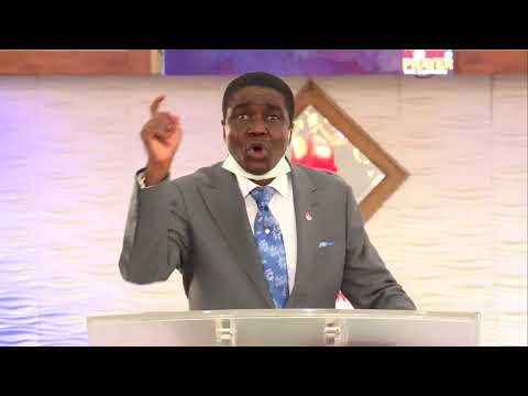 COVENANT DAY OF FAVOUR - THIRD  SERVICE (21/6/20)