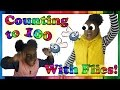 FUN VIDEOS FOR KIDS: Count to 100