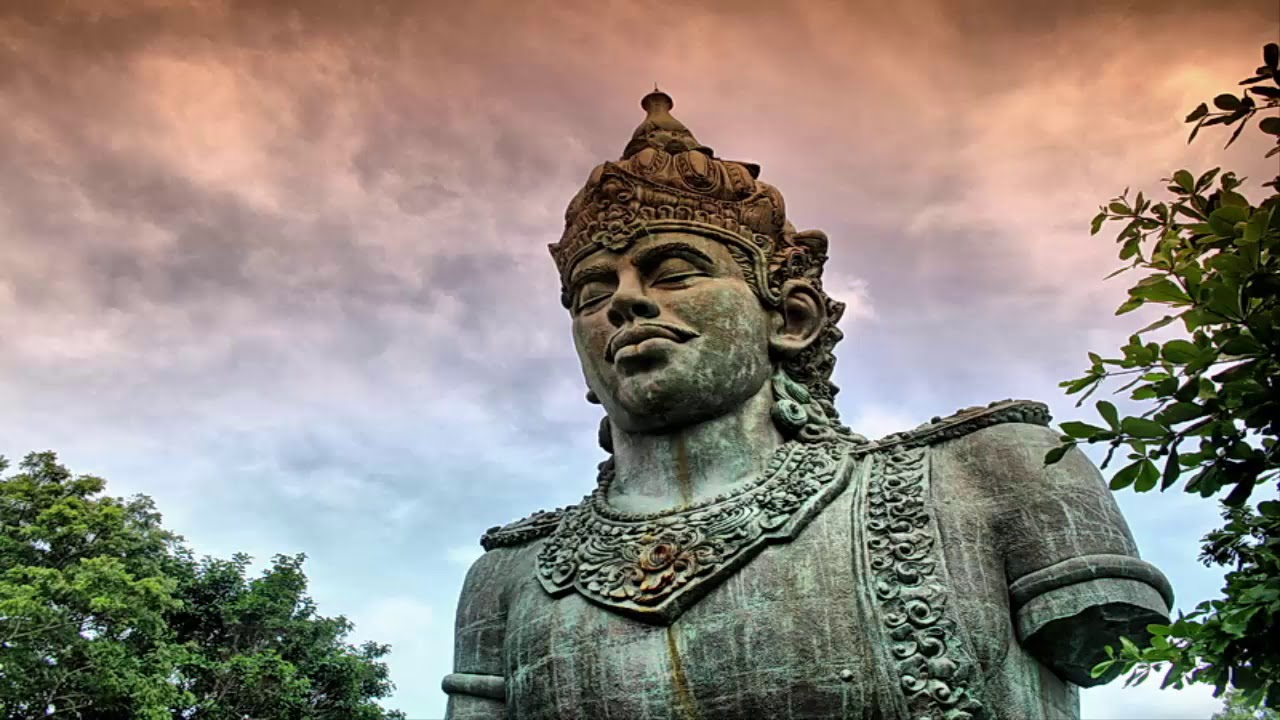 Tempat Wisata Garuda Wisnu Kencana Di Bali Youtube