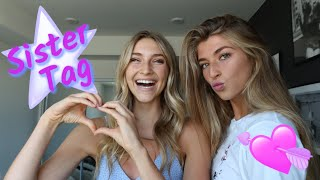 Betzing SISTER TAG!! *the truth about us*